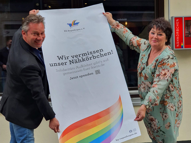 Bild: Andreas Mauska und Karin Houck