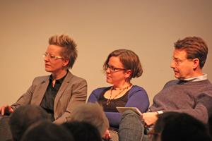 Bild: Eva Kulot, Carlonie Frank und Andreas Stiene