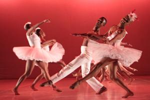 Bild: Dada Masilo / The Dance Factory