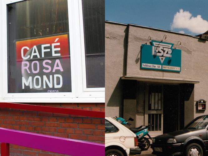 Bild: Cafe Rosa Mond und LuSZD