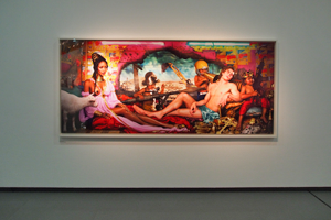 Bild: David LaChapelle: The Rape of Africa, 2009 | Courtesy of Rainer Opoku Berlin