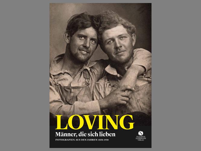 """Bild: Buchcover """"Loving"""""""