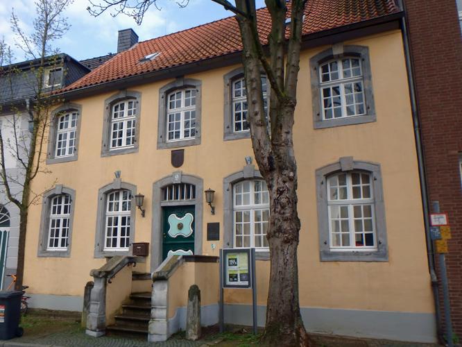Bild: Angermunder Bürgerhaus