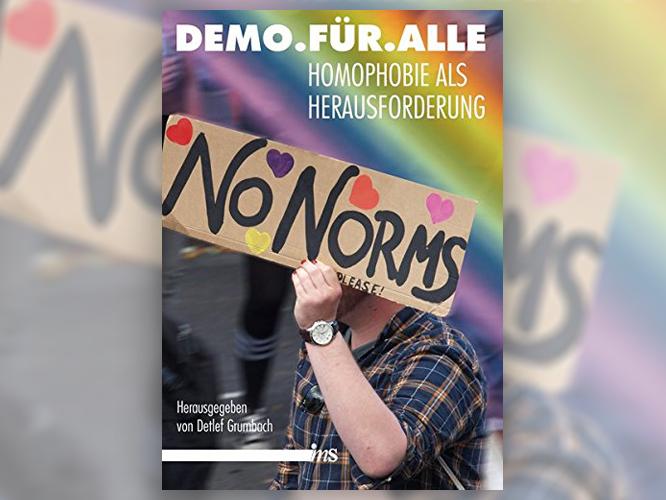 """Bild: Buchcover """"DEMO. FÜR. ALLE."""""""