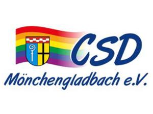 Logo: CSD Mönchengladbach