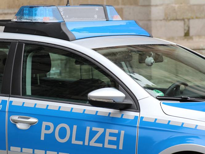 Bild: Polizeiauto