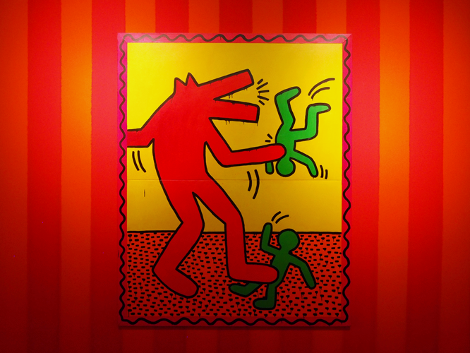 Bild: Keith Haring - Untitled