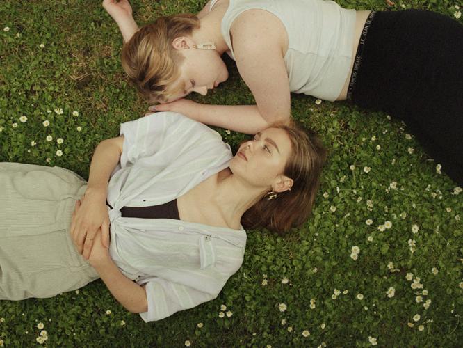 Bild: Zwei Frauen