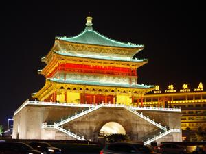 Bild: Chinesischer Tempel
