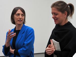 Bild: Kadia Fudakowski und Eva Birkenstock