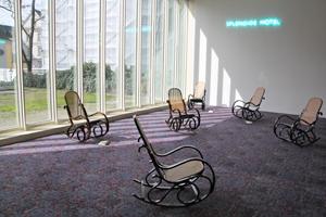 Bild: Splendide Hotel (annexe), 2015, von Dominique Gonzales-Foerster