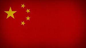 Bild: China-Fahne