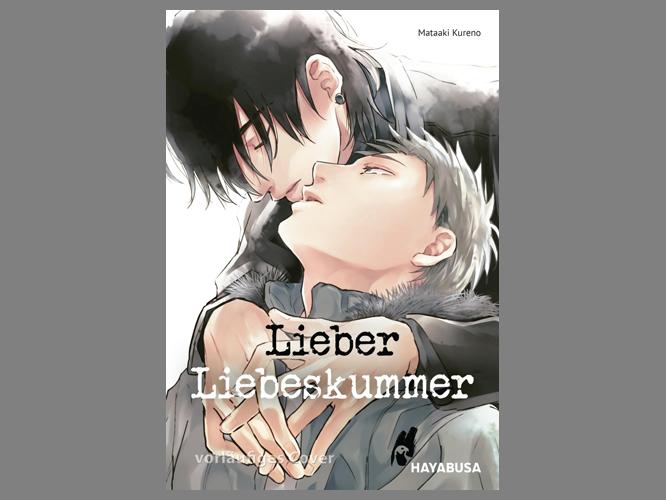 """Bild: Buchcover """"Lieber Liebeskummer"""""""