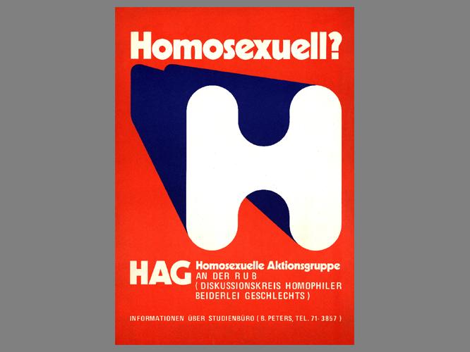 Bild: Plakatmotiv HAG Bochum