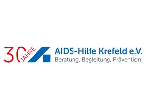 Logo: AIDS-Hilfe Krefeld