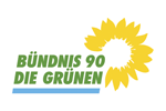 Logo: Bündnis 90 Die Grünen