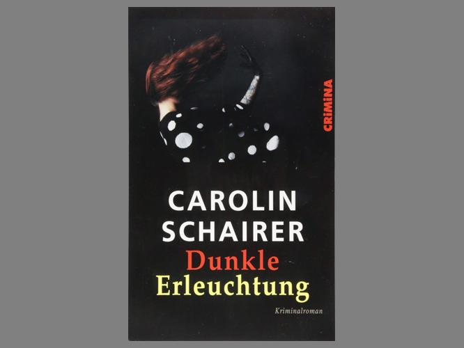"""Bild: Buchcover """"Dunkle Erleuchtung"""""""