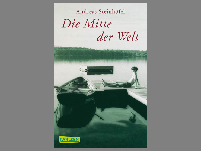 """Bild: Buchcover """"Die MItte der Welt"""""""