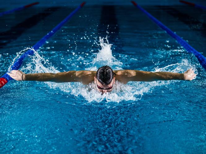 Bild: Schwimmer