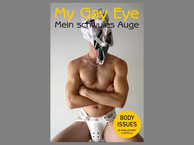 """Bild: Buchcover """"My Gay Eye"""""""