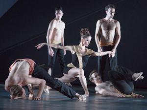 Bild: Ballett am Rhein - George Balanchine: Stravinsky Violin Concerto