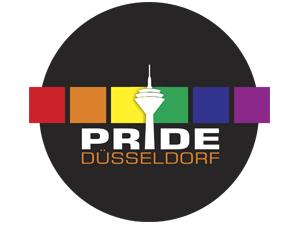 Logo: Pride Düsseldorf
