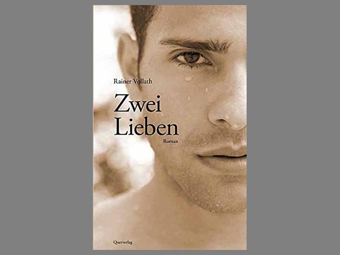 """Bild: Buchcover """"Zwei Lieben"""""""
