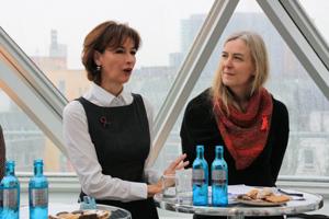 Bild: Dr. Dorothee Achenbach (links) und Dr. Marion Achenbach