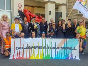 Bild: Walk of Pride Düsseldorf
