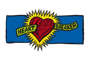Logo: Heartbreaker