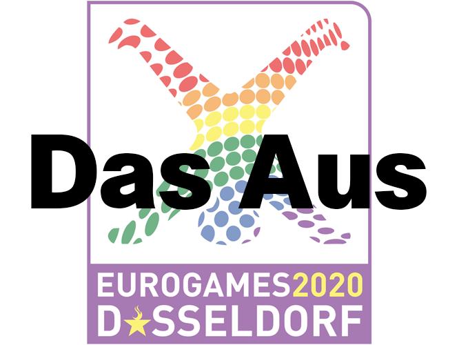 Bild: Das Aus für die EuroGames