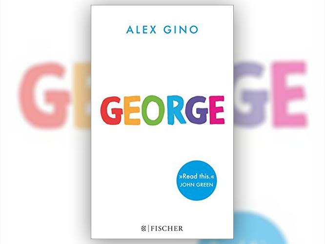 "Bild: Buchcover ""George"""
