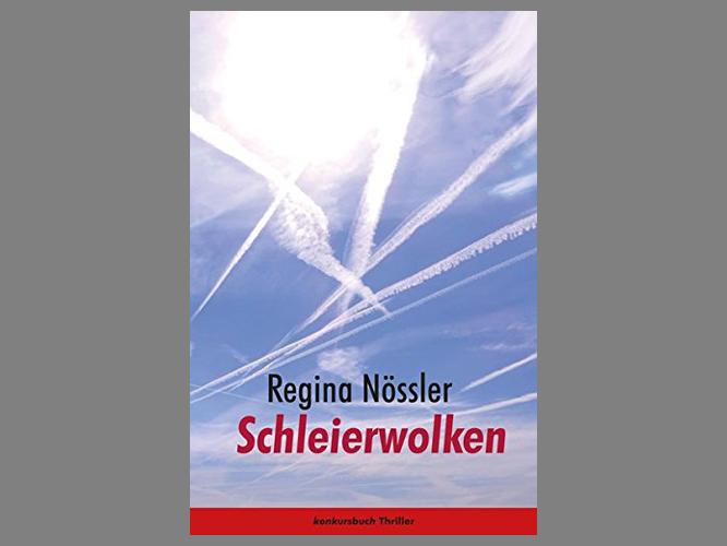 """Bild: Buchcover """"Schleierwolken"""""""