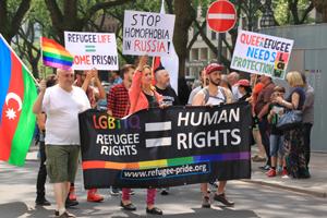 Bild: Queer Refugees