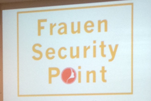 Bild: Frauen Security Point