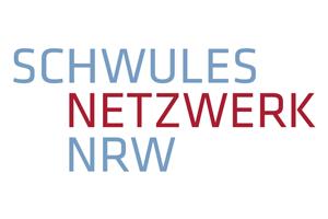 Logo: Schwules Netzwerk NRW