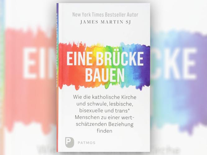 """Bild: Buchcover """"Eine Brücke bauen"""""""