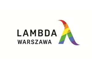 Logo: Lambda Warszawa