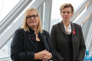 Bild: Yvonne Hochtritt und Isabell von Rundstedt