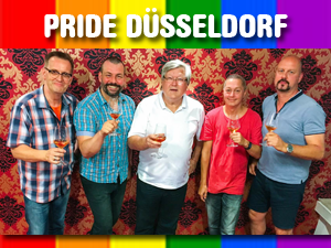 Bild: Jürgen Glasmacher, Frank Wesoly, Max Kellermann, Ralf Kramer, Thomas Kohs