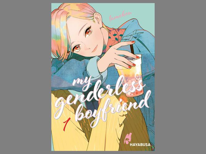 """Bild: Bochcover """"My Genderless Boyfriend"""""""