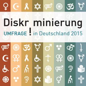 Bild: Umfrage Diskriminierung in Deutschland