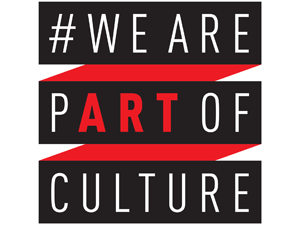 Logo: We are Part of Culture