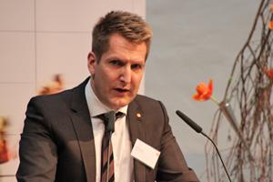 Bild: Arne Kayser, Landesvorsitzender der Aidshilfe NRW