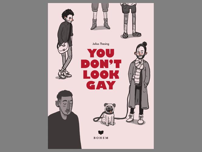 "Bild: Buchcover ""You don't look gay"""