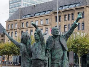 Bild: Denkmal-Entwurf von Claus Richter