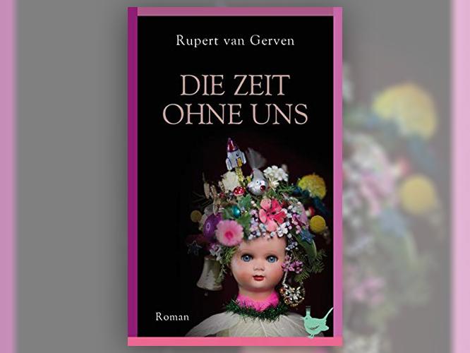 """Bild: Buchcover """"Die Zeit ohne uns"""""""