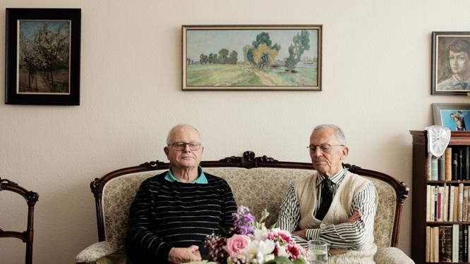 """Bild. Filmstill """"Die Ehe der Herren Schultze"""""""