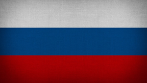 Bild: Russland-Fahne