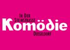Logo: Komödie in der Steinstraße Düsseldorf